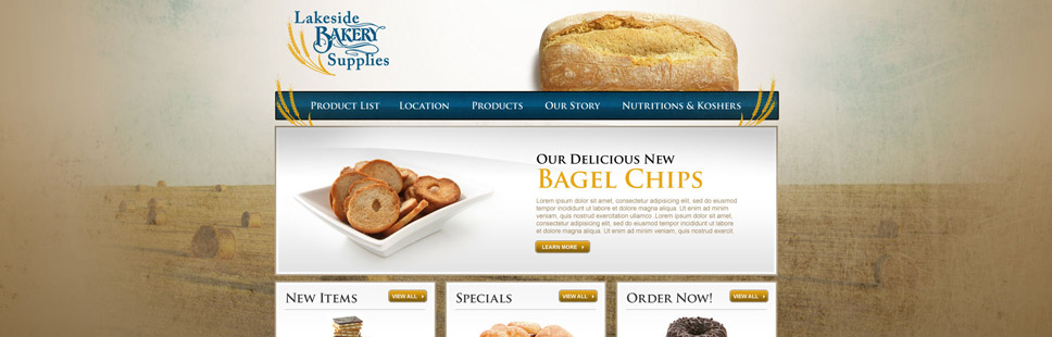 Lakeside Bakery Supplies